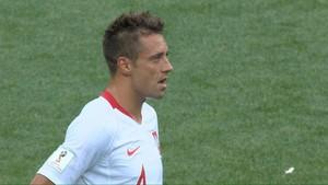 VIDEO: Cuplikan Babak Pertama Polandia vs Senegal