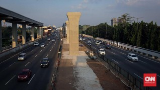 Bappenas Jawab Soal BUMN 'Borong' Proyek Infrastruktur Jokowi