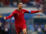 Tajamnya Insting Gol dan Bisnis Cristiano Ronaldo