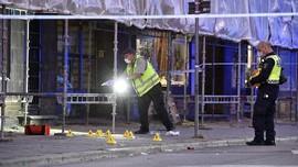 Korban Penembakan di Swedia Bertambah , 2 Tewas 4 Luka-luka
