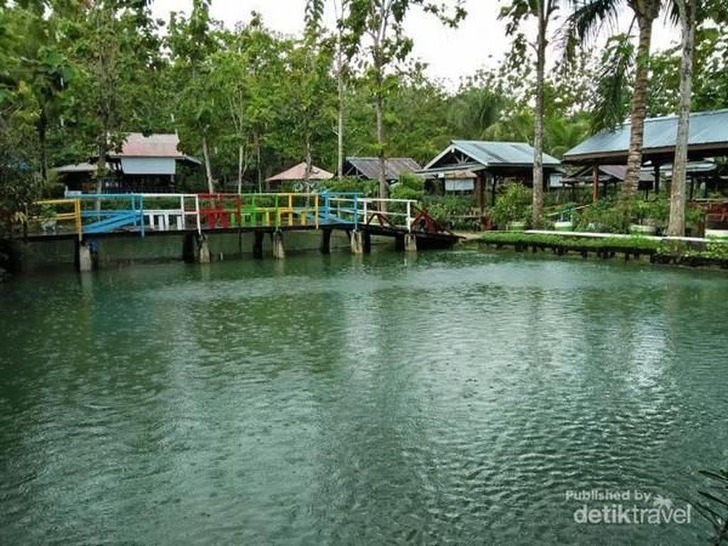 Begini Cantiknnya Desa Wisata Kabupaten Sorong