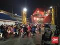 Tsunami, Penumpang Penyeberangan Merak-Bakauheni Turun