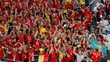 Dandanan dan Gaya Heboh Para Penonton Piala Dunia di Rusia