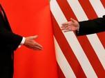 Tarik Ulur Nasib Perdamaian Dagang AS-China