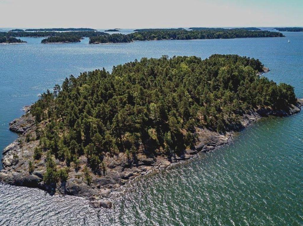 Foto: Pulau Indah yang Hanya Boleh Dikunjungi Wanita