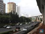 Jakarta Mulai Normal, 461.000 Mobil Sudah Kembali