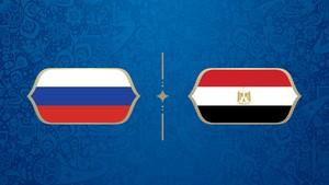 LIVE: Rusia vs Mesir di Piala Dunia 2018