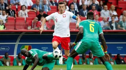 Jadwal Siaran Langsung Polandia vs Kolombia di Piala Dunia