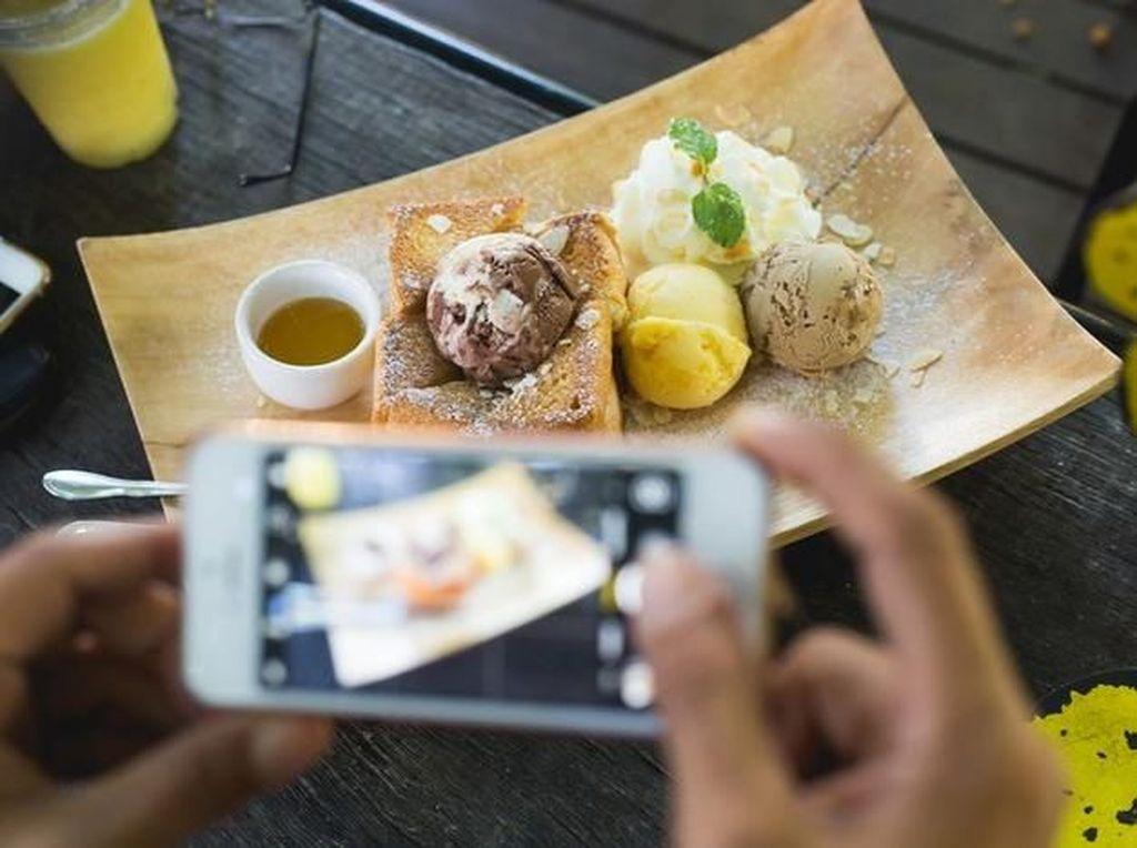 Keren! Resto Ini Punya Meja Instagram dengan Fitur Canggih
