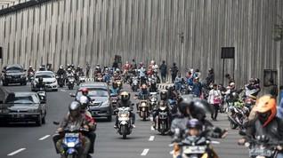 Jalan Nagreg Padat, Polisi Berlakukan One Way Situasional