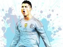 Meski Tergeser, Ronaldo Masih Layak Jadi Pesepakbola Termahal
