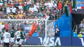 VIDEO: Aksi Brilian Kiper Terbaik di Piala Dunia 2018