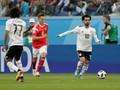 Timnas Rusia vs Mesir Imbang Tanpa Gol di Babak Pertama