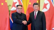 Kim Jong-un dan Xi Jinping Sepakat Perkuat Kerja Sama Taktis