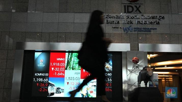 Rangkuman aksi korporasi dan sentimen Bursa Efek Indonesia.