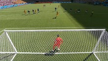 VIDEO: Cuplikan Gol-gol Penalti Laga Perdana Penyisihan Grup