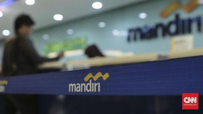 Bank Mandiri Kucurkan Kredit Sindikasi Rp47,6 T pada 2019