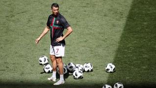 Ronaldo Tidak Peduli Rekor Pemain Tersubur di Eropa