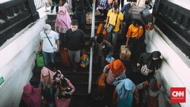 Upah Tinggi jadi Magnet Pendatang ke Jakarta
