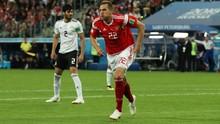 Rusia Sukses Manfaatkan Kelemahan Bola Udara Mesir