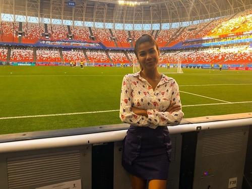 Ini Reporter yang Alami Pelecehan saat Siaran Langsung Piala Dunia 2018