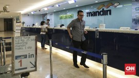 Bank Mandiri Yakin Kasus SNP Finance Tak Ganggu Kredit