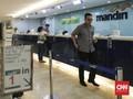 Bank Mandiri Tak Desak Nasabah Kembalikan Kelebihan Saldo