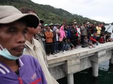 Kapal Tenggelam di Danau Toba, 178 Penumpang Diklaim Hilang
