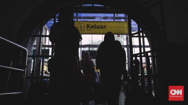 Arus Balik, Sebanyak 276.227 Orang Tiba di Pasar Senen