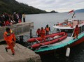 Nakhoda Kapal yang Tenggelam di Danau Toba Diamankan Polisi