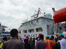 8 Poin Penting Skema Arus Balik di Pelabuhan Bakauheni