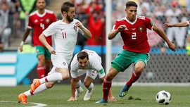 Portugal Beruntung karena Maroko Tak Punya Bomber