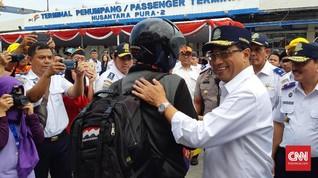 Kuota Mudik Gratis Kapal Bakal Naik Tiga Kali Lipat di 2019