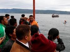 Kapal Tenggelam di Danau Toba Hanya Bisa Angkut 43 Penumpang