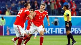 Klasemen Sementara Grup A Piala Dunia 2018
