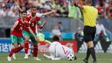 Wasit Piala Dunia 2018 Minta Jersey Ronaldo