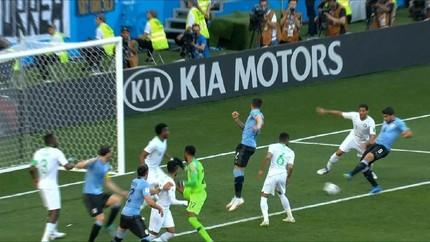 VIDEO: Highlights Babak Pertama Uruguay vs Arab Saudi