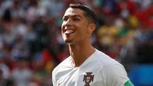 Janggut Keberuntungan Ronaldo di Piala Dunia 2018