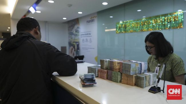 Sambut Natal dan Tahun Baru, Bank Mandiri Siapkan Rp13,73 T