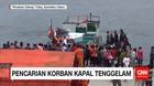 Peningkatan Jumlah Korban Kapal Tenggelam