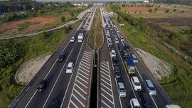 Mudik Lebaran, Sudah 429 Ribu Kendaraan Tinggalkan Jakarta