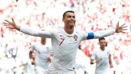 Jersey Juventus Khusus Ronaldo Dijual di Turin