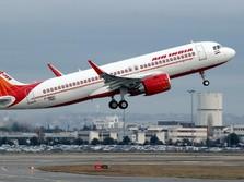 Saham Maskapai Air India Tak Laku Dijual