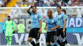 8 Fakta Menarik Jelang Laga Uruguay vs Rusia