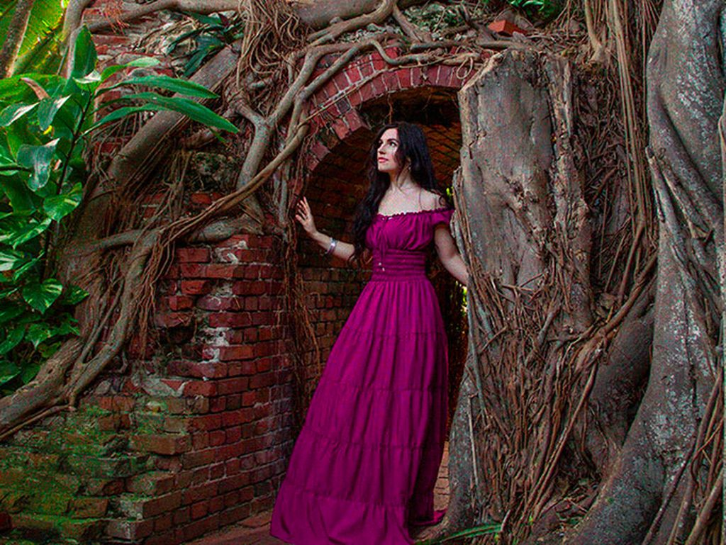 Sudah cukup menarik dengan tema seperti di negeri dongeng. Foto: Brightside