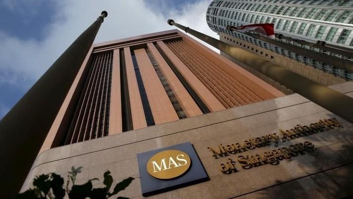 Monetary Authority of Singapore (MAS), Bank Sentral Singapura