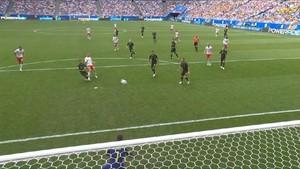 VIDEO: Highlights Babak Pertama Denmark vs Australia