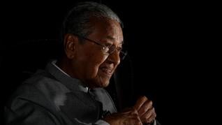 Mahathir, Sukarno Kecil Karib Soeharto dengan Doa buat Jokowi