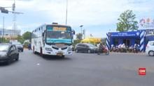 VIDEO: Arus Balik H+6, Cikopo Masih Sepi