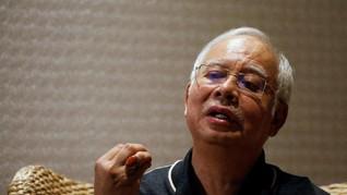 Warga Inggris Eks Konsultan Najib Razak Terlibat TPPU